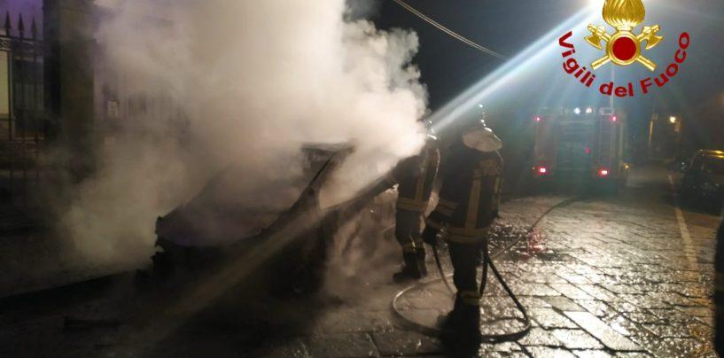 Incendi di inizio anno, 14 interventi dei vigili del fuoco di Avellino