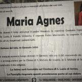 Domani l'addio a Maria, la 18enne morta a Serino ad una festa di compleanno