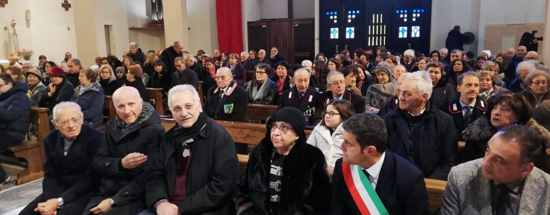 FOTO / Torelli, la festa per i 100 anni della parrocchia mette insieme Vescovo, Abate e sindaci
