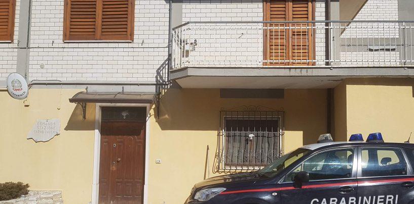 Violenza privata: arrestato 50enne di Lacedonia