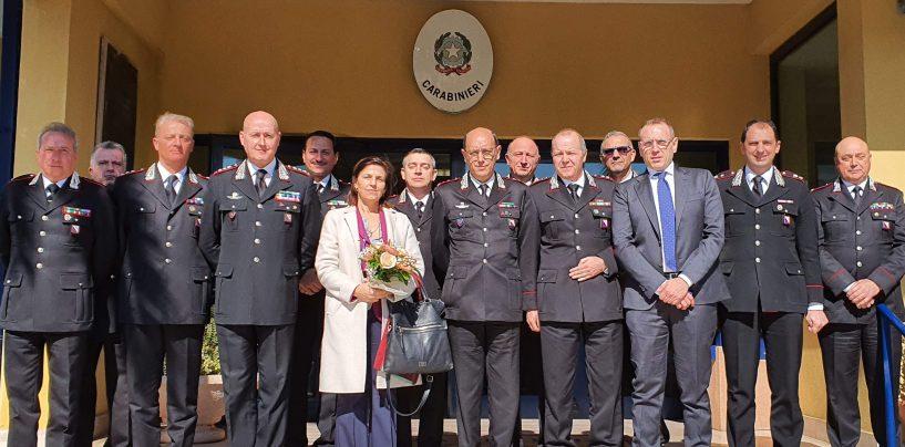 Il Procuratore De Luzenberger incontra i carabinieri di Avellino e Benevento