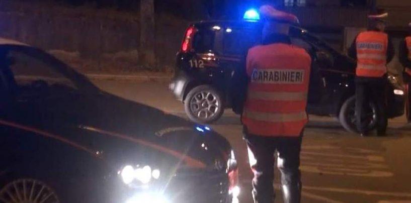 Lotta ai furti, i carabinieri allontanano tre persone sospette dall'Alta Irpinia