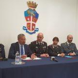 """VIDEO/ Il Procuratore Policastro in visita alla Compagnia dei Carabinieri di Ariano Irpino: """"La sinergia che lega le Forze dell'ordine alla magistratura è l'unica modalità per raggiungere risultati ottimali"""""""