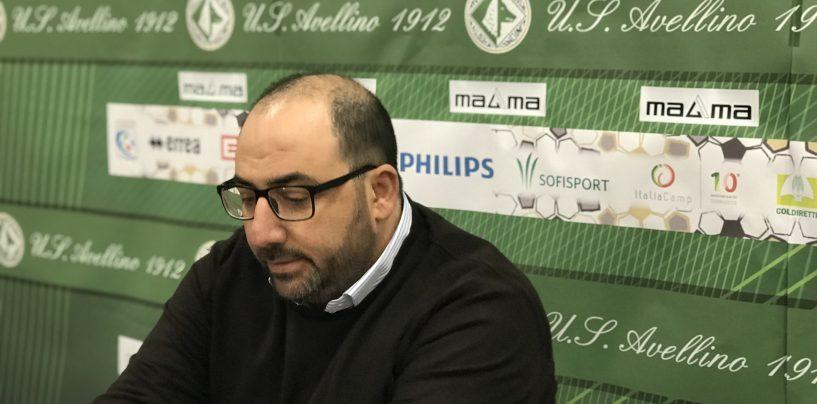"""Avellino, Circelli al contrattacco: """"Pago gli stipendi, mi aspetto lo faccia anche Izzo"""""""