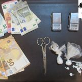 Spacciava cocaina in centro: pusher in manette a Benevento