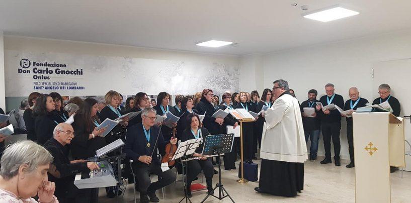 """Sant'Angelo dei Lombardi, celebrata al """"Criscuoli"""" la Giornata Mondiale del Malato"""