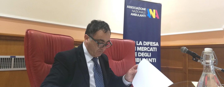 Mercato, l'associazione nazionale ambulanti diffida sindaco e Prefetto: immediato ritorno allo Stadio