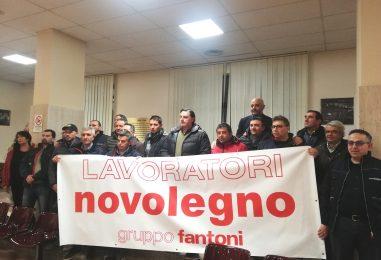 Novolegno, lettera aperta dei lavoratori al Ministro Patuanelli