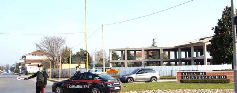 Controllo del territorio, i carabinieri di Montesarchio eseguono due arresti e otto denunce nella serata di ieri