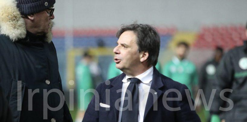 L'Avellino ipoteca la salvezza: ora la svolta societaria