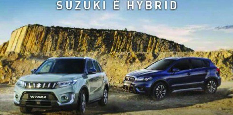 Suzuki S-Cross e Vitara Hybrid, porte aperte sabato 8 e domenica 9 febbraio