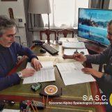 Cassano Irpino, protocollo d'intesa fra il Comune e il Soccorso Alpino