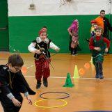 FOTO / Il Carnevale è anche con la palla a spicchi. Acsi Basket 90 conquista i bimbi di Avellino