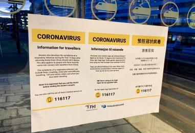 Coronavirus, sale a sei il bilancio dei morti in Italia