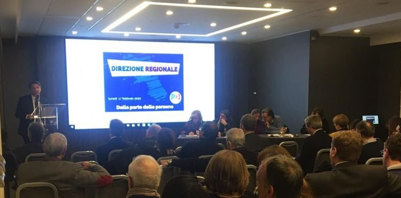 """""""De Luca punto di partenza e di arrivo"""": il Pd regionale è con il Governatore uscente"""