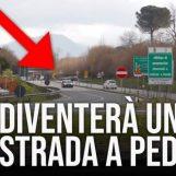 VIDEO/ Il raccordo Avellino Salerno diventerà un'autostrada a pedaggio