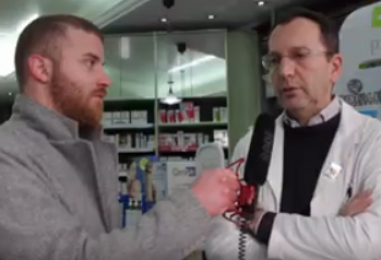 Video / Effetto CoronaVirus, esaurite scorte di amuchina e mascherine nelle farmacie di Avellino