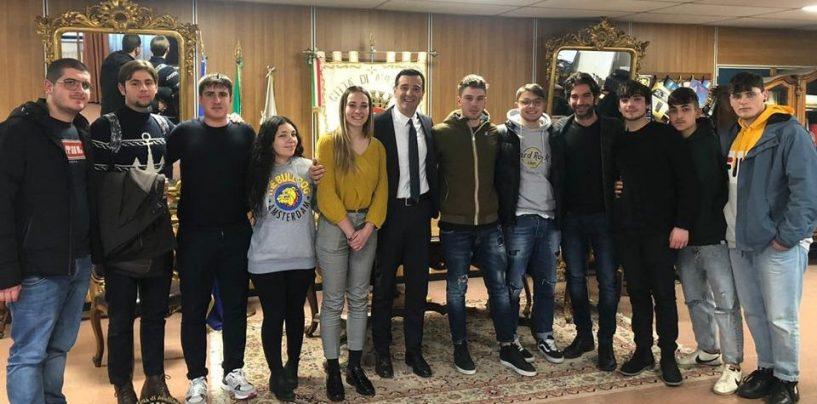 """Social Basket e giornata unica della creatività: Luongo lancia il progetto """"Scuole in Comune"""""""