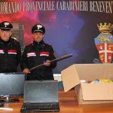 Svaligia la piscina comunale di Benevento, arrestato un 69enne