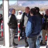 """Video / Ambulanti stamane ancora a Campo Genova: """" Difficile vedere la luce in questa vicenda """""""