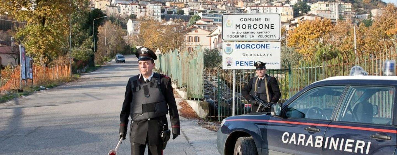 Controlli in Valle Telesina: il bilancio dell'attività dei carabinieri