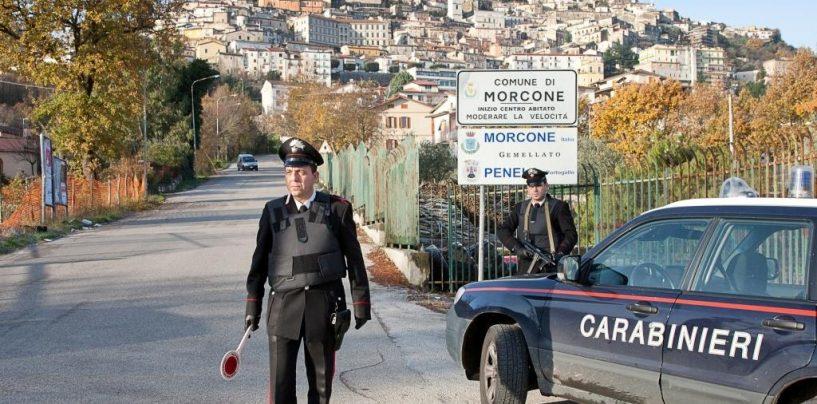 Cocaina in auto: arrestato un pusher a Morcone