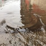 VIDEO / Celzi: un po' di pioggia ed è di nuovo disagio e paura. Cominciano a chiudere le aziende