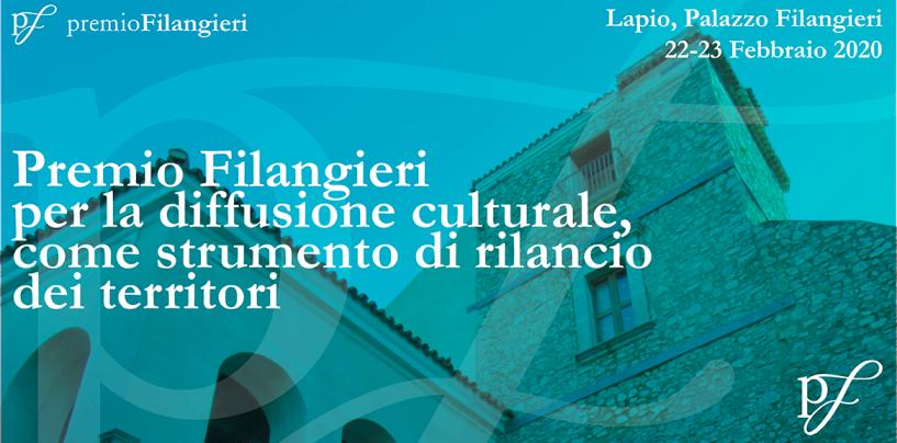 Premio Filangieri 2020, a Lapio la rassegna sulla cultura della legalità