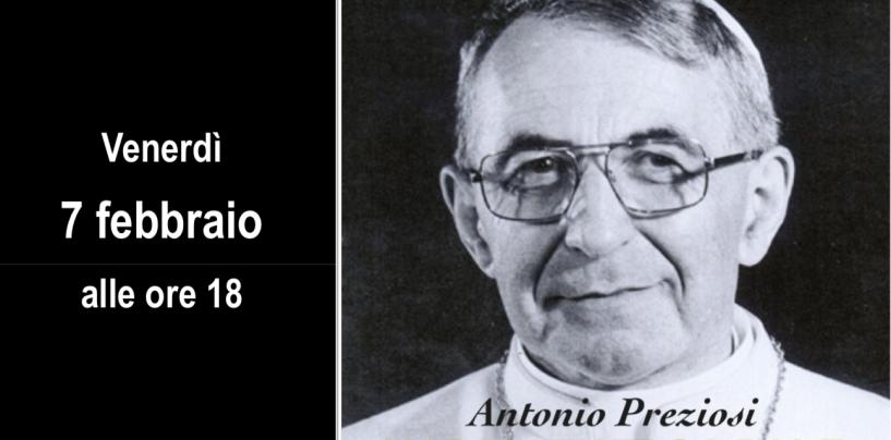 I 33 giorni Papa Luciani: a Benevento la presentazione del libro di Preziosi