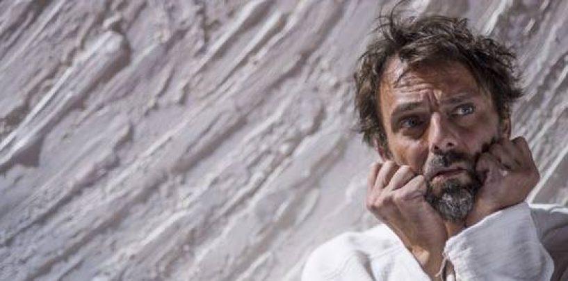 Alessandro Preziosi al Teatro Gesualdo nei panni di Van Gogh
