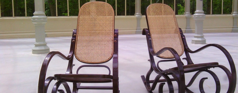 Sfruttare una sedia a dondolo per arredare   Irpinianews.it