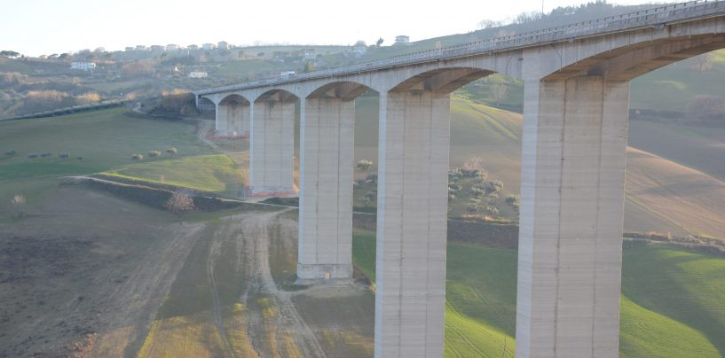 A14, ispezioni sul viadotto Cerrano: chiusure notturne del tratto Pescara nord-Pineto