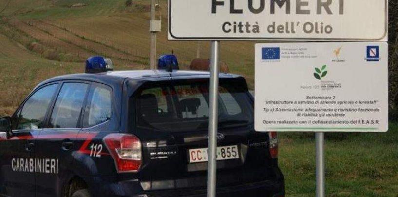 Rottama il veicolo confiscato, 30enne denunciato dai Carabinieri