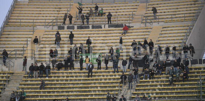 """Steward ferito al """"San Nicola"""" di Bari: ammenda per l'Avellino"""