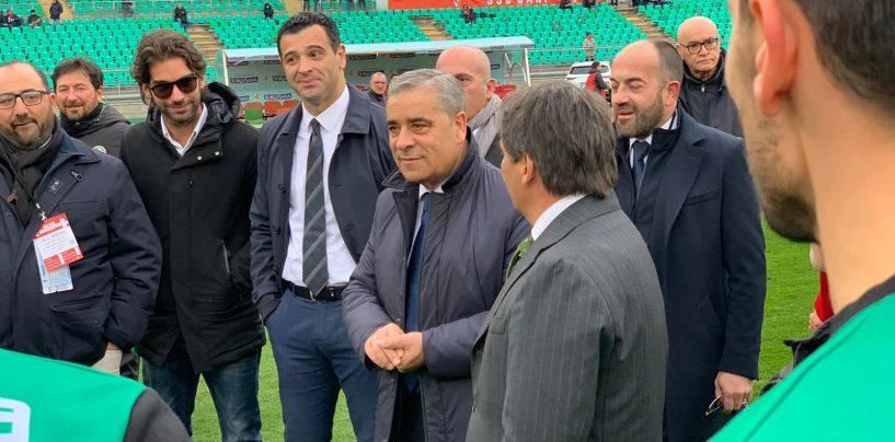 Non basta il fenomeno D'Agostino: l'Avellino si ferma a Bari