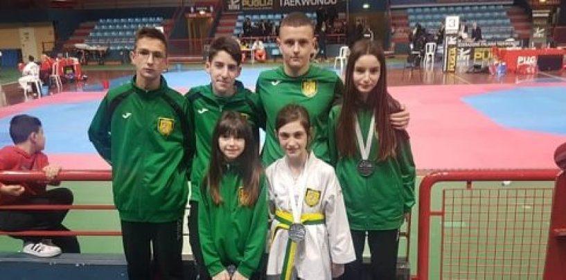 Asd Taekwondo Avellino protagonista all'Interregionale Puglia