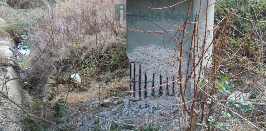 FOTOGALLERY – A/16, viadotti in avanzato stato di degrado