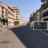 Avellino, domani nuova sanificazione delle strade urbane