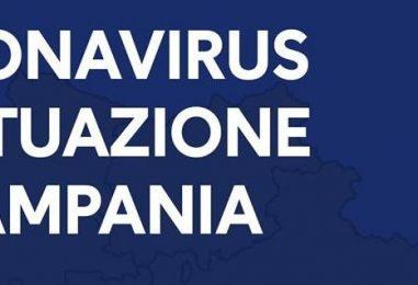 Coronavirus: sette casi positivi in Campania su 2194 tamponi esaminati