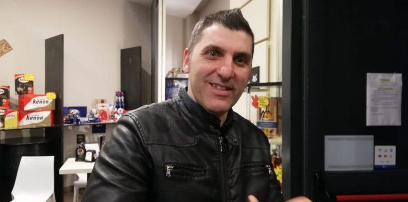"""Spesa solidale con il """"pacco sospeso"""": i commercianti di Avellino in campo con i """"Falchi"""""""