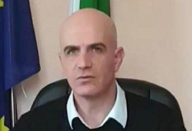 Il Sindaco di Taurasi scrive al Governatore Vincenzo De Luca