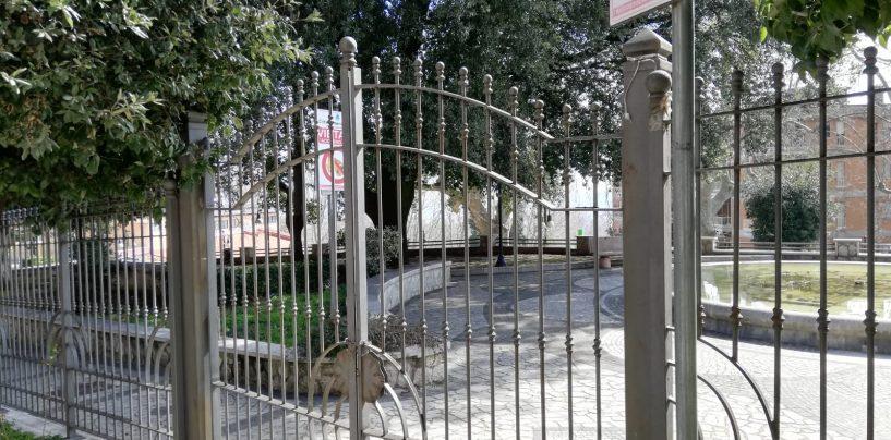 Mercogliano: da mercoledì apre la villa comunale ai bimbi autistici. Avellino, spazi verdi ancora off limits