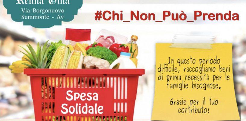 """L'Alimentari Gina al fianco di chi è meno fortunato con l'iniziativa """"Carrello della spesa solidale"""""""