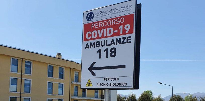 Virus, guarita 93enne: l'ospedale Moscati è Covid free