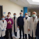 VIDEO/ Coronavirus, medici del Moscati in videoconferenza con i ricercatori di Wuhan