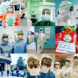 Visiere stampate in 3D per tutti gli operatori sanitari: la solidarietà di Chiusano