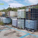 VIDEO/ Prodotti detergenti spacciati per disinfettanti: scattano i sequestri nel napoletano