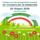 """""""Un tricolore per la solidarietà"""": l'iniziativa del 2 giugno di Cesinali e Aiello del Sabato"""