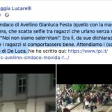 """I video di Festa tra la movida fanno il giro del web, Selvaggia Lucarelli: """"Attendiamo i lanciafiamme di De Luca"""""""