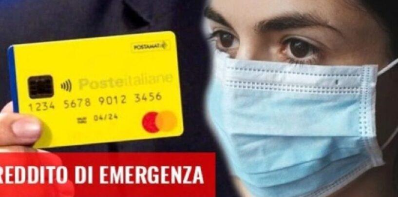 Reddito di Emergenza: le domande dal sito dell'Inps
